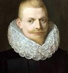 逸名作者によるビュルヘルスダイク(Burgersdijk)の肖像