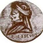 チェッコ・ダスコリの肖像