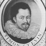 wikipediaから。サイモン・ステヴィンの肖像画
